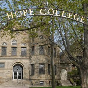 Hope College Graves Hall