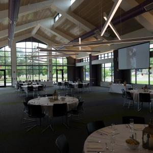 Niagara University's Russell J. Salvatore's Dining Addition