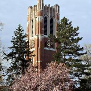 Michigan State University's Beaumont Tower