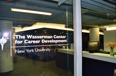 Wasserman Center Entrance