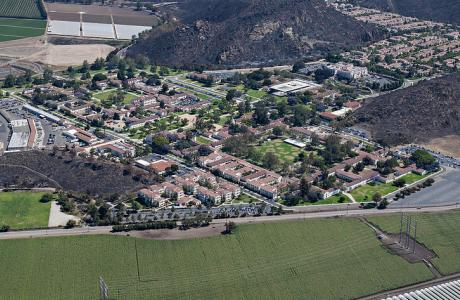 Aerial Photo of CSU Channel Islands
