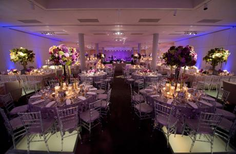 Stunning decor to enhance any event