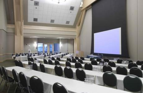 We offer a variety of beautiful meeting spaces