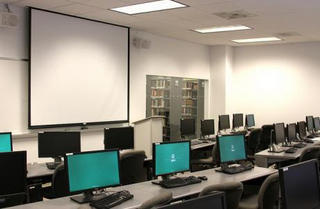 O'Malley Library - Computer Lab 410