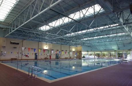 Student Recreation Center pool