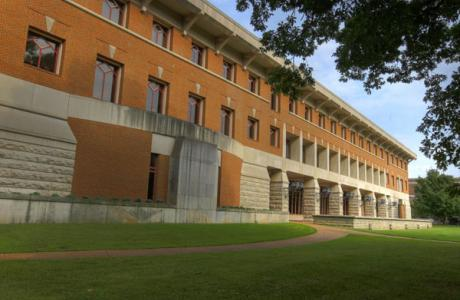 Wilson Hall and lawn