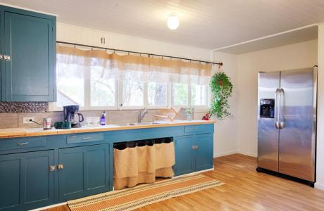 Bunk House Kitchen