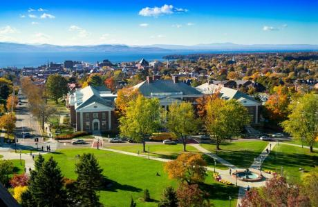 Host your next meeting at UVM!