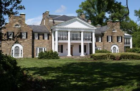 Glenview Mansion at Rockville Civic Center Park