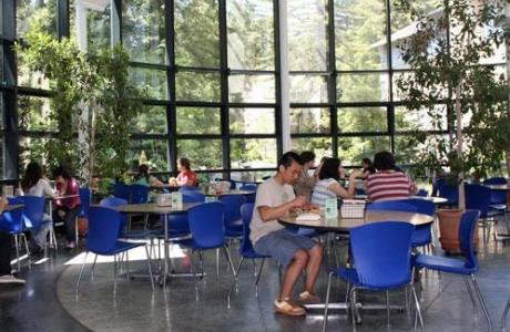 Colleges 9 & 10 Dining Hall