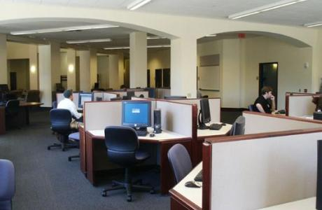 Work Stations, Technology Center