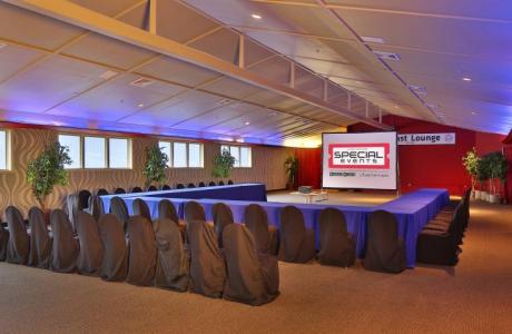 Perfect for business meetings, birthday parties, pre-show parties and more