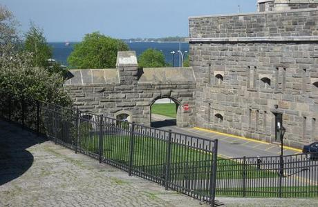 The Inner Gorge of Fort Schuyler