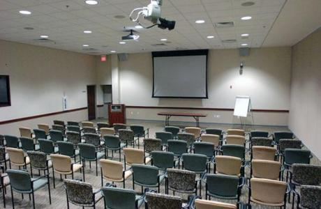 Conference Room A - Lecture style
