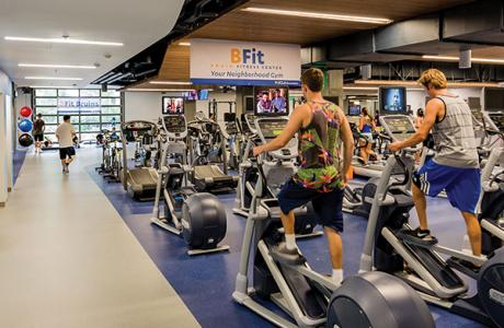 UCLA Recreation - Fitness Center