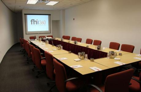 FHI360 Conference Center: Balcony Room D