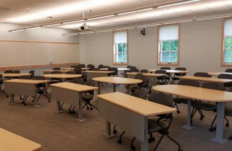 Academic Building Rooms 104 & 105