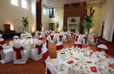 Iowa State University: Alumni Center Ballroom