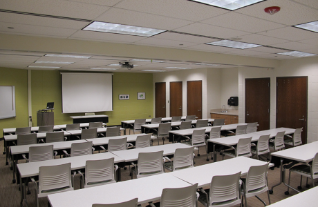 Large Breakout Room at McHenry County College
