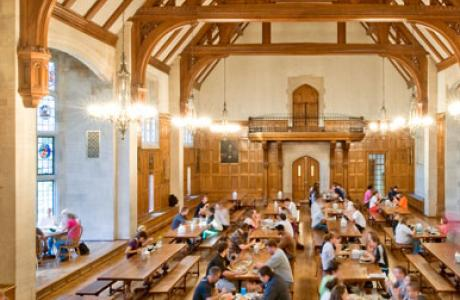 Peirce Great Hall