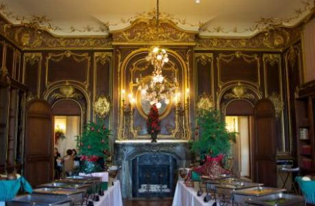 Banquet at Ochre Court