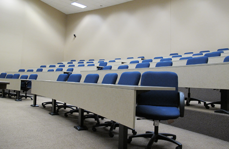 Bersted Lecture Hall at McHenry County College