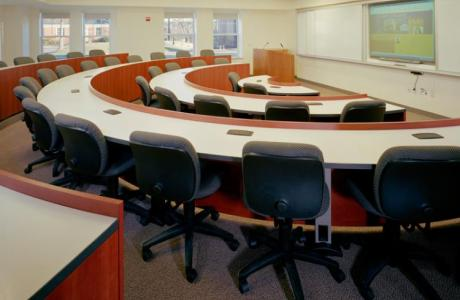 Academic and Performance Center Meeting Space