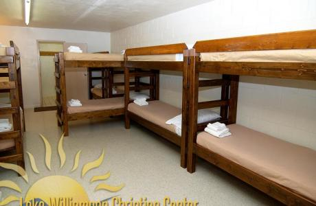 Dorm Style Lodging with Linens