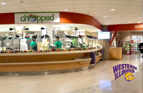 Corbin/Olson Dining Center