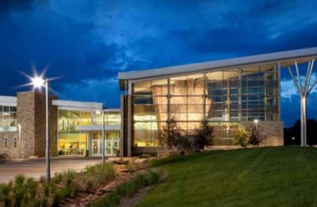 CSU Rec Center: lazy river, modern cardio equipment, climbing wall