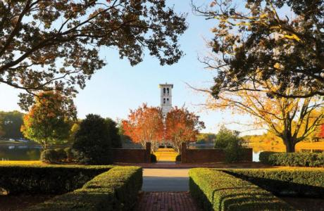 One of America's Most Beautiful Campuses