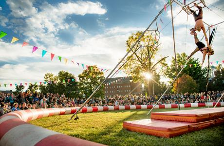 Circus on South Green