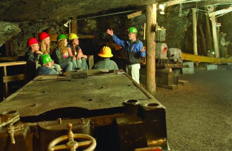 Lackawanna County Coal Mine Tour