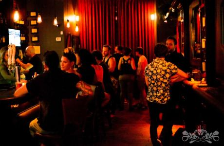 Front Bar Crowd