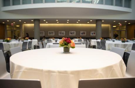 The Graduate Center, Dining Commons