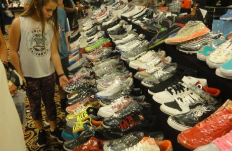 Collector Shoe Tradeshow