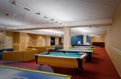 Groups have access to our indoor and outdoor recreation areas