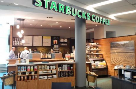 Kelly Commons - Starbucks Cafe