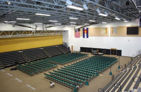 Gallogly Event Center - Max Seating 1500