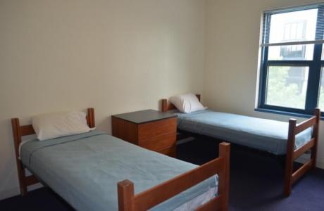 Single and Double Occupancy Rooms