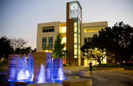 Beckman Hall (State-of-the-art Meeting Facility)