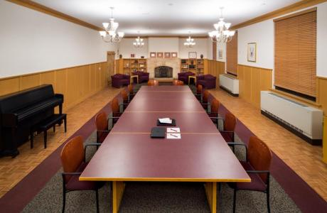Drew Hall Conference room