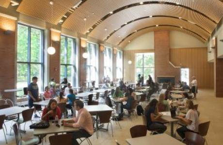 Ehinger Center Dining Hall