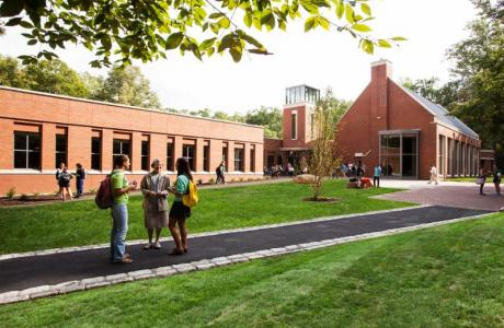 Ehinger Center Exterior