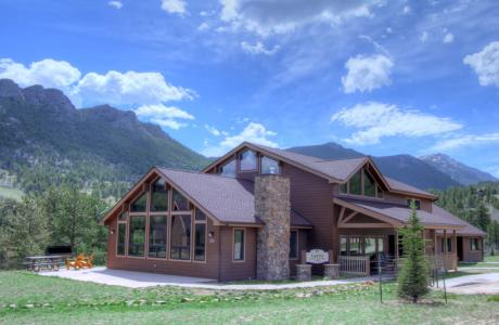 Large group lodging facilities