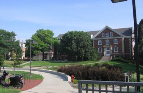 Iowa State University: Richardson Court Residence Hall Complex