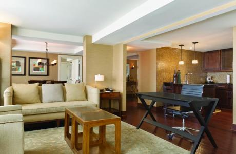 The Harbor Suite - Embassy Suites by Hilton, attached to The Grand