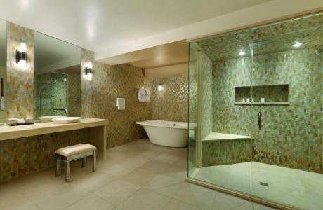 Presidentail Suite Master Bath - Embassy Suites by Hilton, attached to The Grand