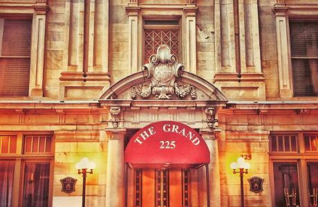 The Grand - Entrance