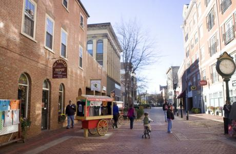 Historic Downtown Salem